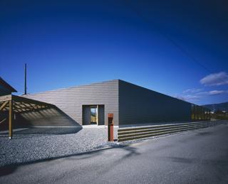 山川の家/徳島