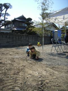 起工式/鴨島の家/徳島県吉野川市